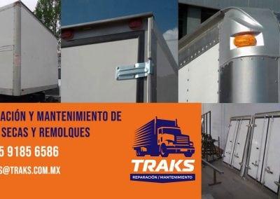 reparacion y mantenimiento de carrocerias y remolques en cuautitlan izcalli traks