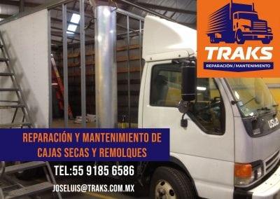 reparacion y mantenimiento de carrocerias y remolques en cuautitlan izcalli traks3