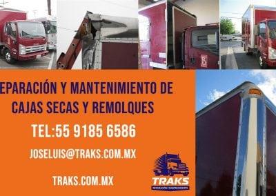 reparacion y mantenimiento de carrocerias y remolques en cuautitlan izcalli trakss2